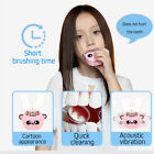 360 Degree Children  s Toothbrush Electric Silicone Automatic Ultrasonic Cartoon
