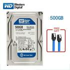 "WD 500 GB 3.5"" Internal SATA Harddrive"