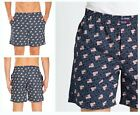 Jockey Men's USA Originals Prints Boxer Shorts - S M L XL