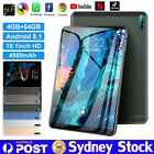"""10.1"""" Inch Tablet Pc Hd Android 8.1 4+64gb Wifi Three Camera Gps Bluetooth Gift"""
