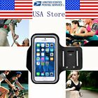 Sports Gym Running Mobile Phones Arm Bag Armband Wrist Pouch Exercise Jogging US