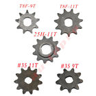 Electric Motor Sprocket 35 T8F 25H 11T 9T Tooth For Gokart Scooter Quad Buggy