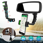 Car Phone Gooseneck Dashboard Windshield Mount Holder Stand for iPhone Samsung
