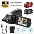 16X Zoom Digital Video Camera Camcorder 1080P YouTube Vlogging Camera Recorder