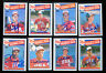 1985 TOPPS USA OLYMPIC TEAM SIGNED SET (16) MARK MCGWIRE RC ROOKIE CARD AUTO PSA