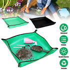 Plant Repotting Mat Square Waterproof Cloth Foldable Portable Indoor Home Garden