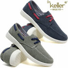 Mens New Lace Up Casual Boat Deck Moccasins Wide Fit Loafers Driving Shoes Size
