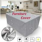 72 Size Waterproof Cover Outdoor Patio Garden Furniture Covers Rain Snow Chair c
