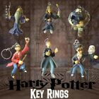 Harry Potter Ring Key Keyrings Characters Rubeus Albus Bellatrix Gift Bag Rings
