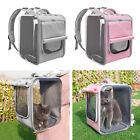 Breathable Pet Bag Cat Backpack Capsule Bag Backpack Carrier for Small Dogs