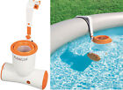 Bestway Swimming Pool Skimatic Filter Pump Electric Flowclear Surface Skimmer