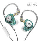 KZ EDX PRO Earphone 5N OFC Oxygen-Free Cable Monitor Noise Cancelling Headset picture