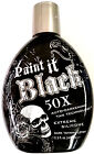 PAINT IT BLACK 50X DARK TANNING LOTION WITH FREE SHIPPING!