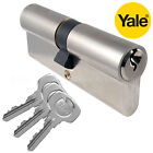 Yale Euro Cylinder Barrel Lock UPVC Door Aluminium Wood & PVC Doors