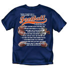 You might be a Foot Ball Player - T-Shirt -Youth Sizes