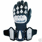 Stainless Steel Motorcycle Motorbike Waterproof GLoves