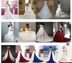 New Stock Wedding Dresses Bridal/Bridesmaid Gown hot sale Stock Size: 8---16
