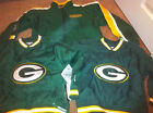 GREEN BAY PACKERS  RETRO STARTER  KIDS(4-7) OR YOUTH (8)  WINDBREAKER PICK ONE! on eBay