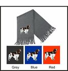 English Springer Spaniel Scarf Embroidered by Dogmania