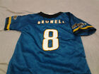 MARK BRUNELL #8 JACKSONVILLE JAGUARS RETRO  TODDLER/CHILD JERSEY on eBay