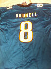 MARK BRUNELL #8 JACKSONVILLE JAGUARS RETRO NFL REEBOK YOUTH JERSEY FREE SHIPPING on eBay