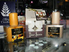 a.a Conniseur Deluxe Votive Candles (4 Highly Scented Tea Light Candles FREE)