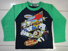BNWT Toy Story Boys Long Sleeve T-shirt Tee Size 1,2,3,4,5,6