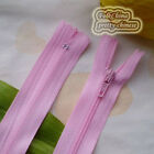 23cm Nylon Closed End Zips/Zippers Sewing Z3