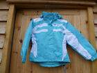 TRESPASS KELIS GLACIER SKI BOARD JACKET 5 TO 6  YEARS WATERPROOF BREATHABLE NEW