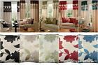Clarrisa Fully Lined Catherine Lansfield Floral Curtains - All Sizes and Colours