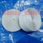"50mm ( Hook + Loop ) 2"" WHITE Self Adhesive Fastening Tape Sticky on  Roll"