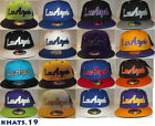 BRAND NEW FLAT PEAK VINTAGE LOSANGELES SNAPBACK BASEBALL CAP WITH TAGS