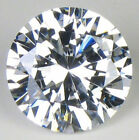 CUBIC ZIRCONIA LOOSE ROUND CZ STONE HAND INSPECTED PREMIUM QUALITY CZ US SHIPPER