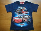 BNWT Disney Cars 3D pictures summer short sleeve Tee / T-shirt size 2,3,4,5,6