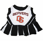 Oregon State Beavers NCAA Licensed Pet Dog Cheerleader Dress Outfit