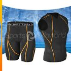 New Mens Compression Under Base Layer Gear Shorts Wear Shirt & Shorts V05S07BO