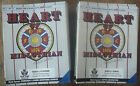 1986-87 Hearts/Heart of Midlothian Home Programmes *Pick Opponents*
