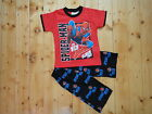 BNWT Spiderman  Boys Summer Pyjamas/PJ Size2,3,4,5,6,8