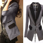 New Style Womens Shrug Suit Office Lady Blazer