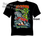 Big Daddy T SS 1969 Camaro Rat Fink T-shirt Full Throttle 69 Sz M L XL 2XL 3XL