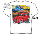 Hot Rod Shirts 1940 Ford T Shirt Forty Something 40 Pickup Tee Sz M L XL 2XL 3XL