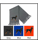 English Toy Terrier Scarf Embroidered by Dogmania