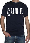 fm10 t-shirt uomo THE CURE rock music post punk MUSICA