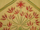 Art Nouveau Design Soft Gold Designer Jacquard Fabric Ready Made Curtains