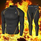 Mens Compression HOTGEAR Top & Pants TwinPack Tight S,M,L,XL,2XL T22P23BO