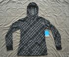 Columbia Womens Glacial II Fleece Print Hoodie NWT Multiple Sizes 👀👀🔥🔥