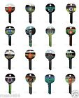 Football Blank Door Key OFFICIAL Christmas Xmas Birthday Gift