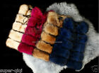 100% Real Vintage Genuine Long Raccoon Fur Vest Gilet Waistcoat Clothing puffy