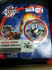 Bakugan Special Attack 2 Sided PREYAS II Angelo Diablo DARKUS Factory Sealed