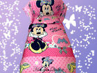 NEW - Disney Minnie Mouse PINK Shopping BEDDING SET - all sizes available